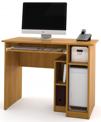 Basic Cappuccino Cherry Computer Desk