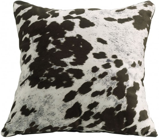 905068 Brown Cow Accent Pillow Set of 2