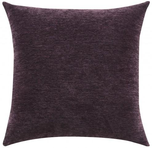 Eggplant Accent Pillow Set of 2