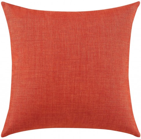 Persimmon Accent Pillow Set of 2