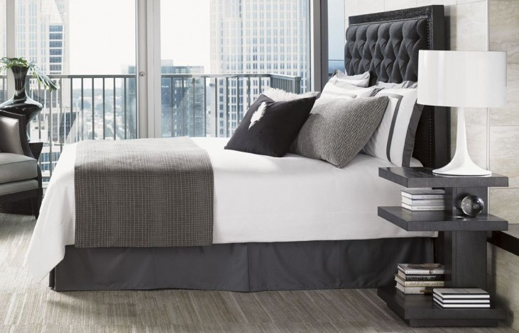 Carrera Maranello Upholstered Bedroom Set