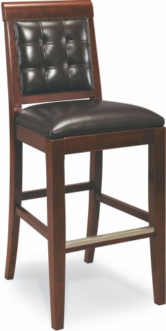 Tribecca Root Beer Bar Height Stool