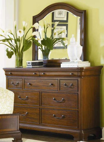 Evolution Dresser with Mirror