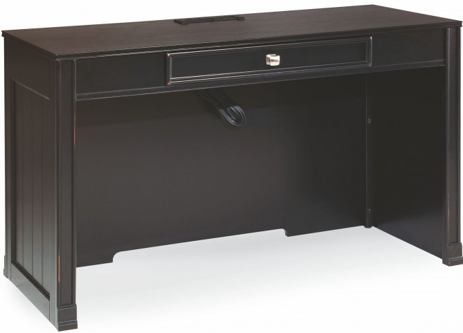 Camden Black Desk