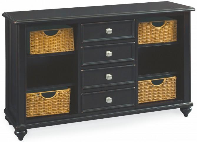 Camden Black Console Table