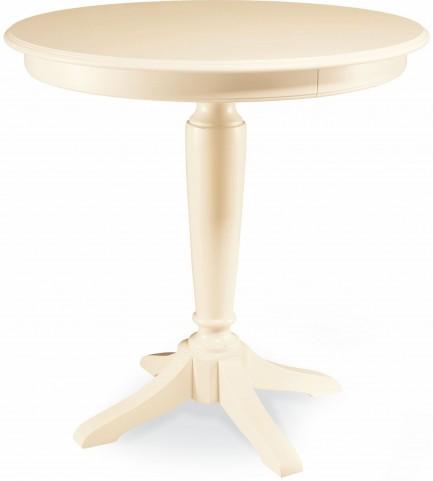 Camden Buttermilk Pedestal Bar Table