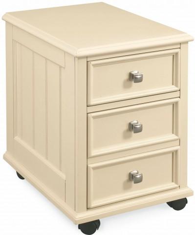 Camden Buttermilk File/Drawer Cabinet