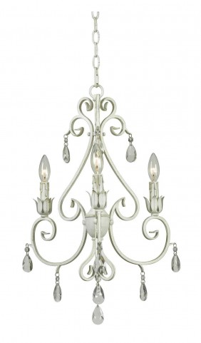 Chamberlain 3 Light Chandelier