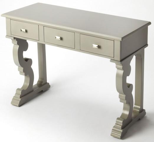 Caravaggio Gray Console Table