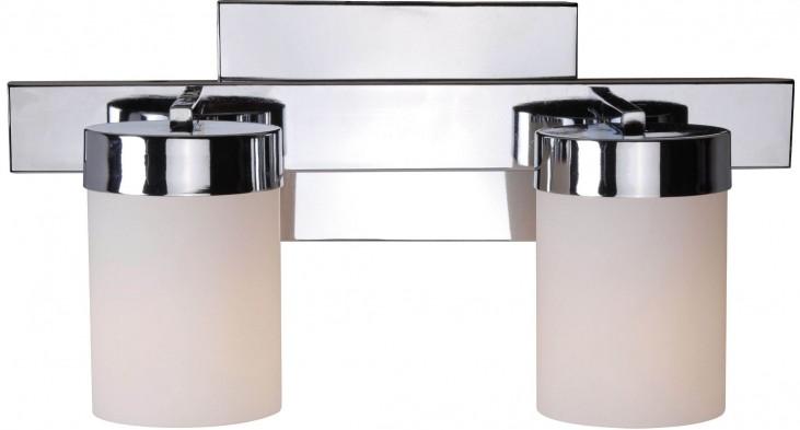 Eastlake Chrome 2 Light Vanity
