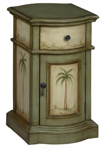 1 Door 1 Drawer Accent Cabinet 94044