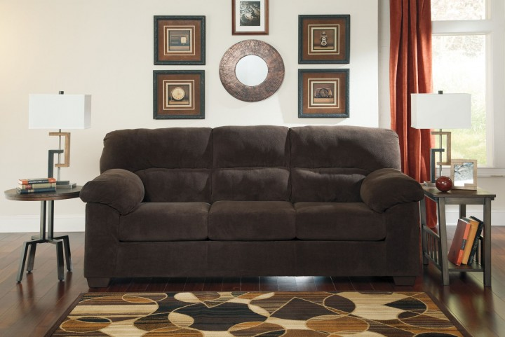 Zorah Chocolate Sofa