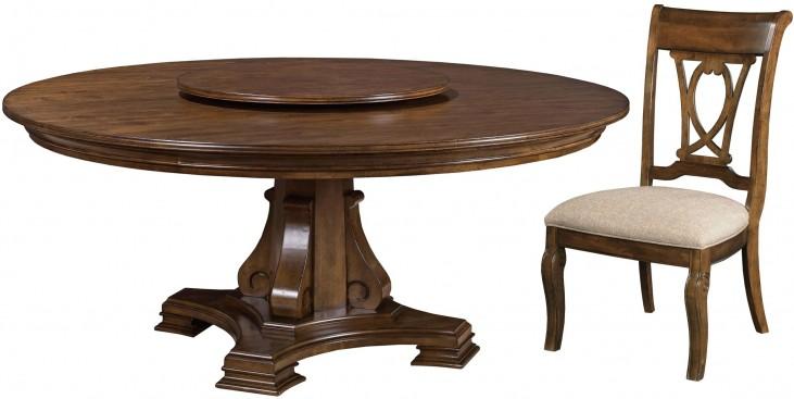 "Portolone 72"" Round Dining Room Set"