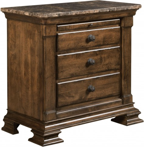 Portolone Bachelor's Marble Top Chest