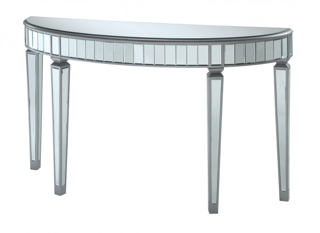 950183 Silver Console Table
