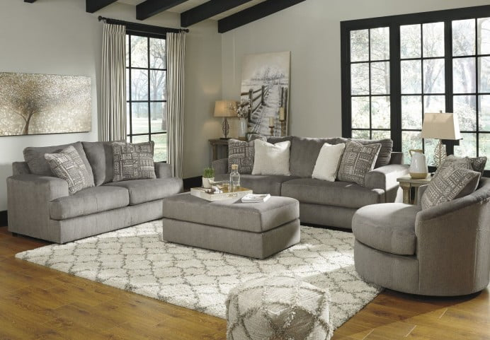 Soletren Ash Living Room Set