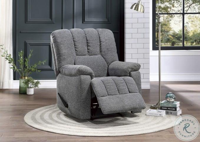 Annaliese Gray Reclining Chair