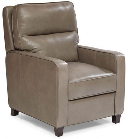 Alameda Brentwood Heather Gray Recliner