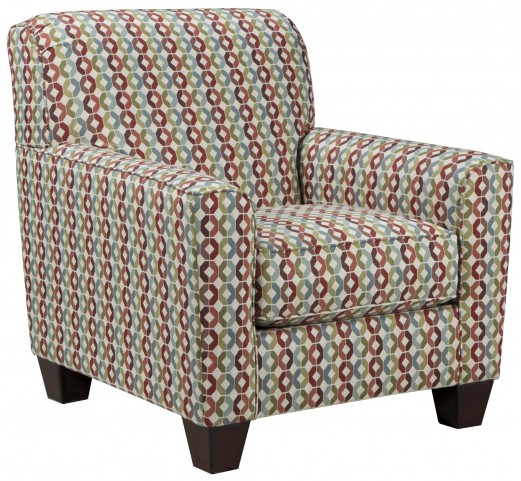 Hannin Accents Multi Accent Chair