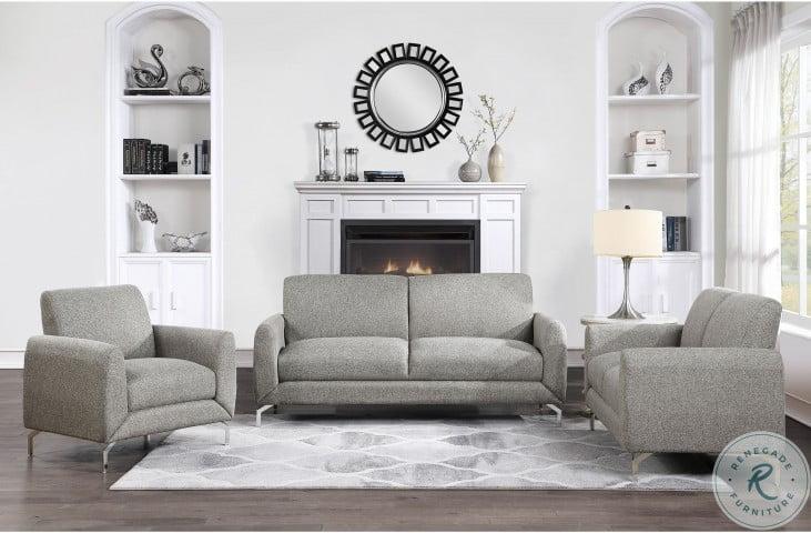 Venture Brown Living Room Set