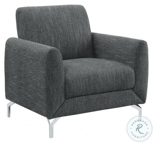 Venture Dark Gray Chair