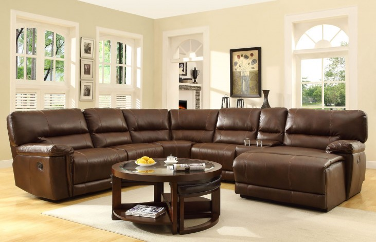 Blythe Reclining Sectional