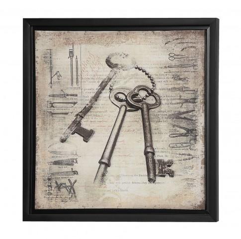 960769 Key To Memory Art