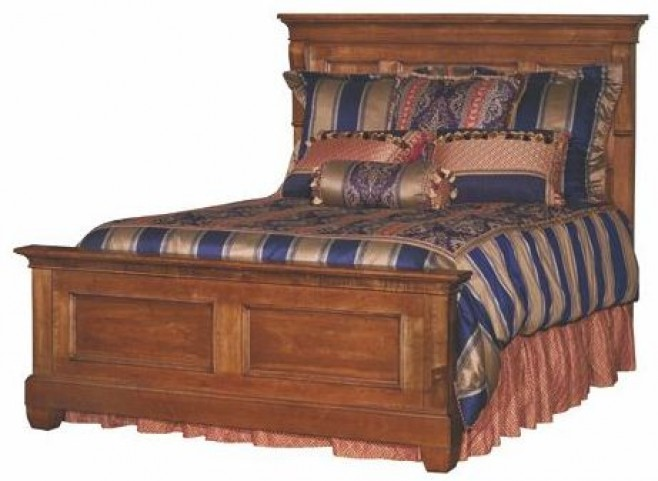 Tuscano Queen Panel Bed