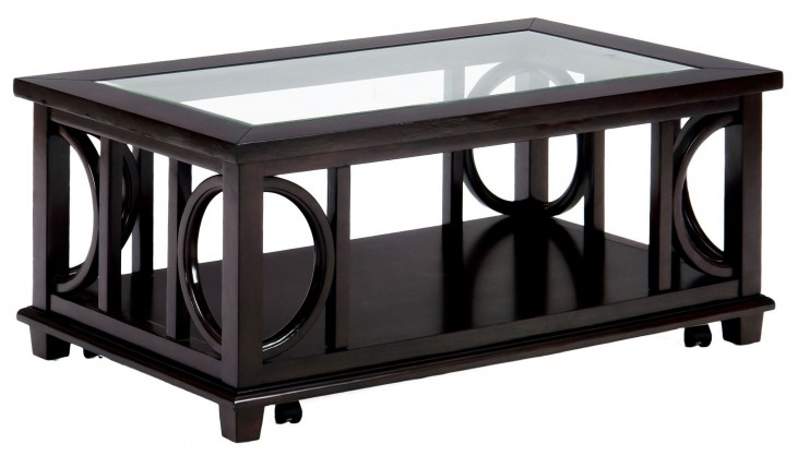 Panama Brown Cocktail Table