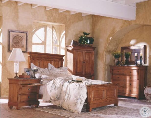 Tuscano Panel Bedroom Set