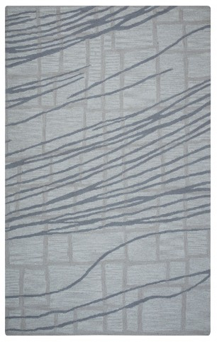Gray Danberry Large Rug