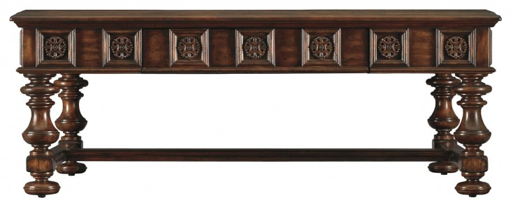 Costa Del Sol Dark Woodtone Sottotesto Passage Table