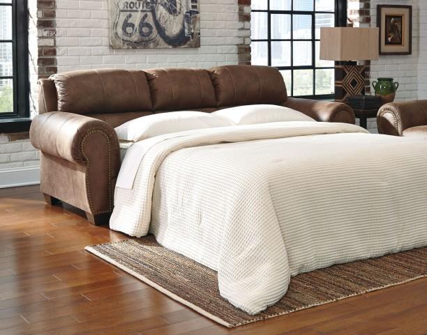 Burnsville Espresso Queen Sofa Sleeper