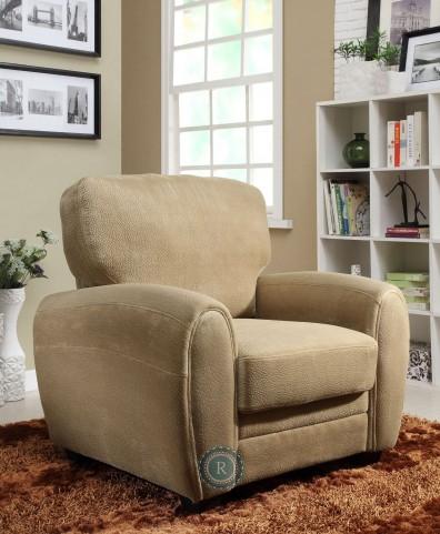 Rubin Brown Chair