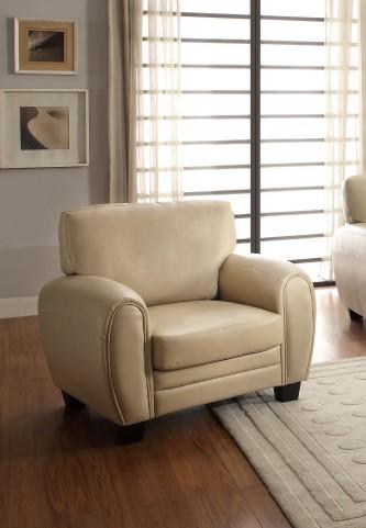 Rubin Taupe Chair