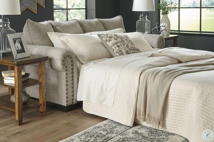 Zarina Jute Queen Sofa Sleeper From Ashley Coleman Furniture