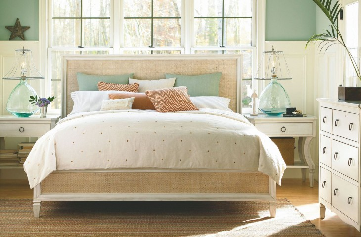 Summer Hill Cotton Woven Accent Bedroom Set