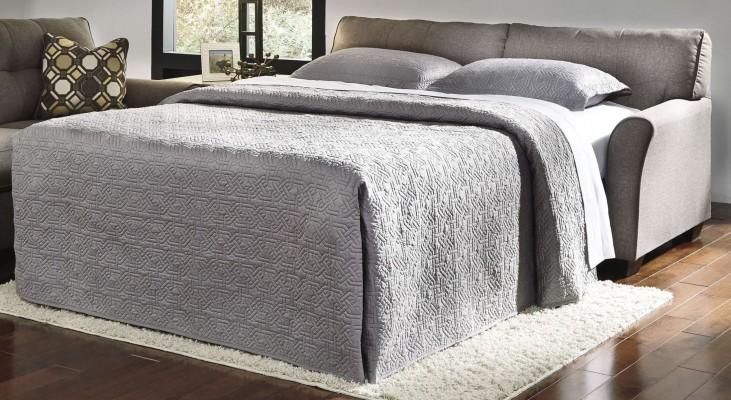 Tibbee Slate Full Sofa Sleeper