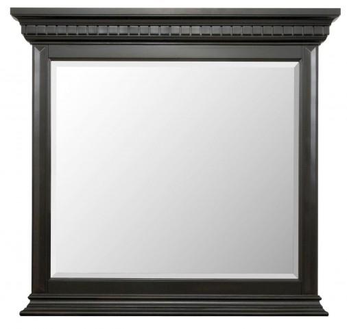 Brookfield Antique Black Mirror