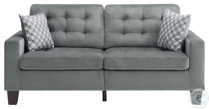 Lantana Gray Sofa
