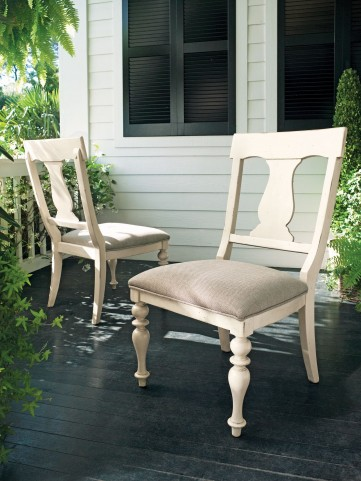 Paula Deen Home Linen Paula's Side Chair Set of 2