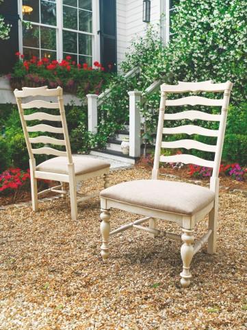 Paula Deen Home Linen Mike's Side Chair Set of 2