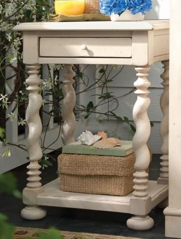Paula Deen Home Linen Sweet Tea Side Table