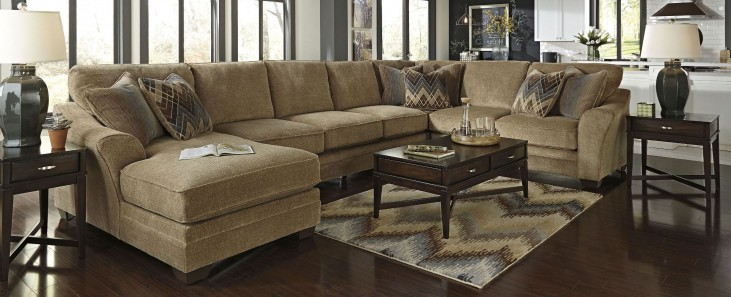 Lonsdale LAF Large Chaise Sectional