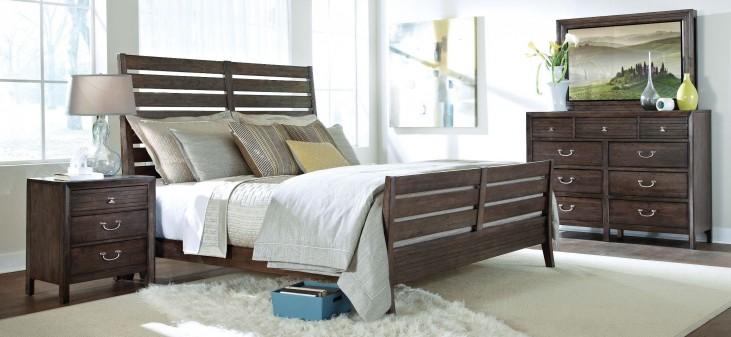 Montreat Sleigh Bedroom Set