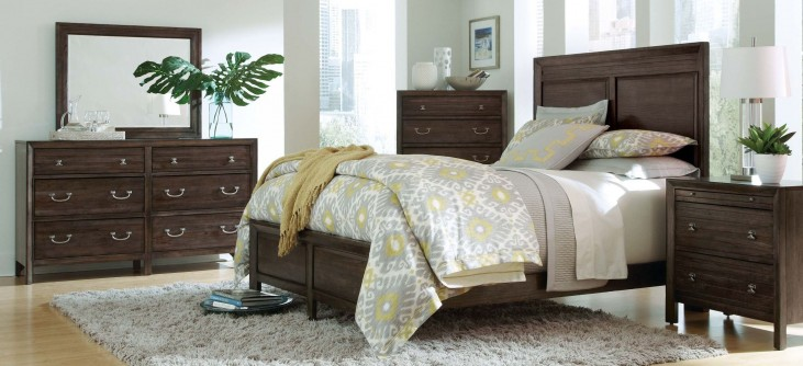 Montreat Panel Bedroom Set