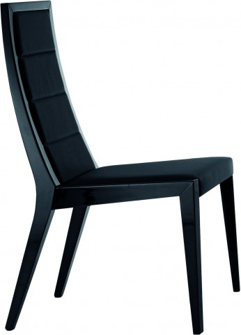 Sapphire Black Chairs - Set of 2