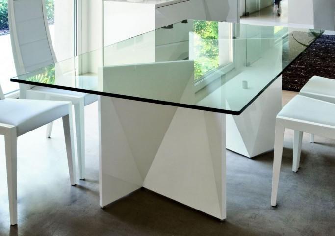 Sapphire White Table