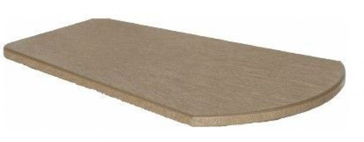 Generations Beige Arm Table
