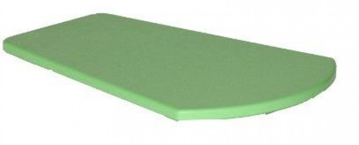 Generations Lime Green Arm Table